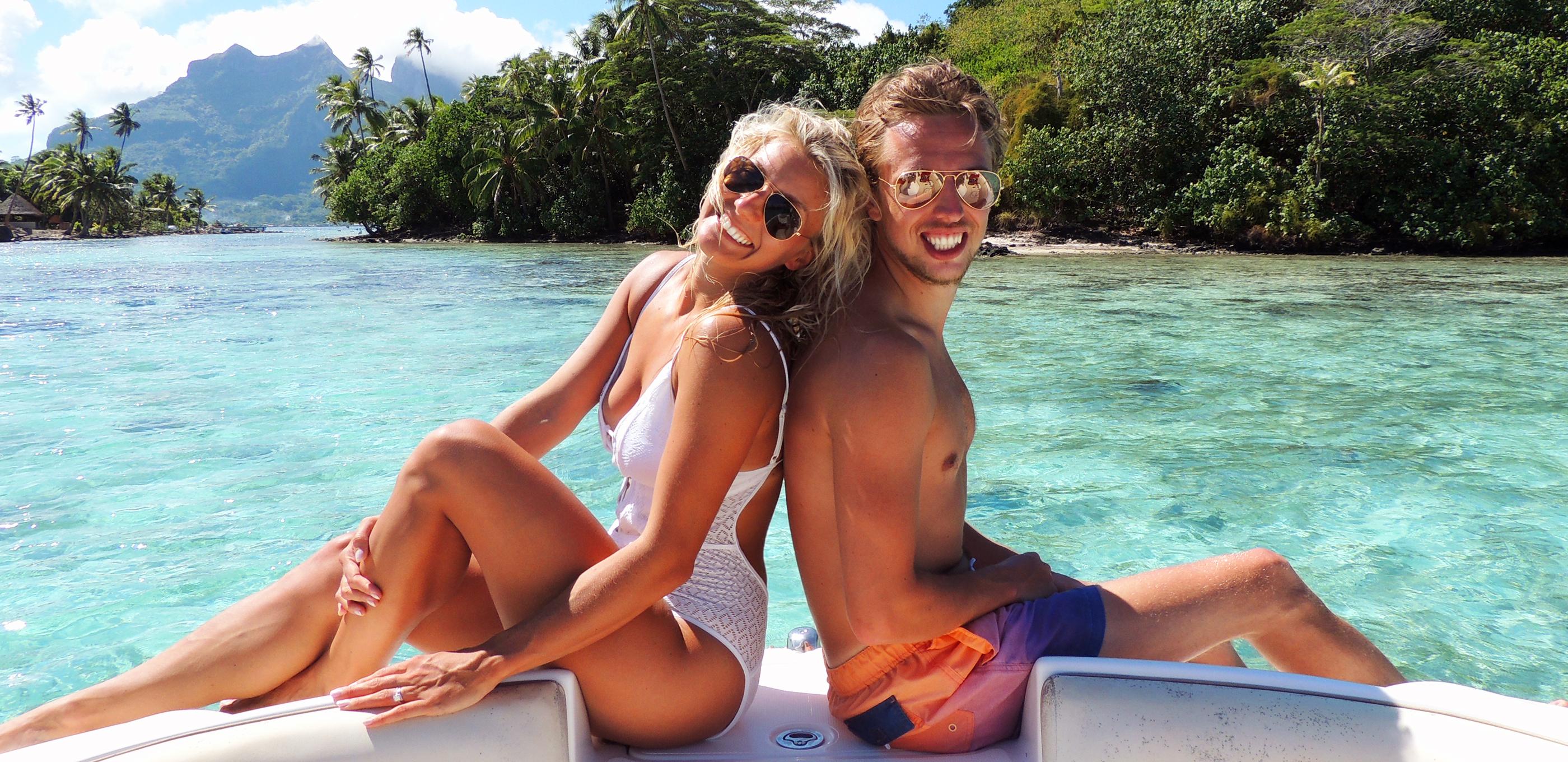 Love Travel HD - Kelly & Seb