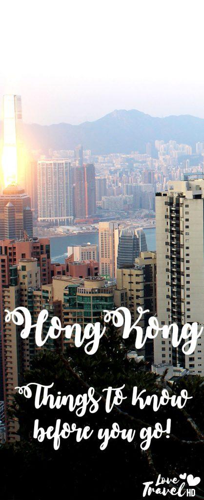 Hong Kong Love Travel HD