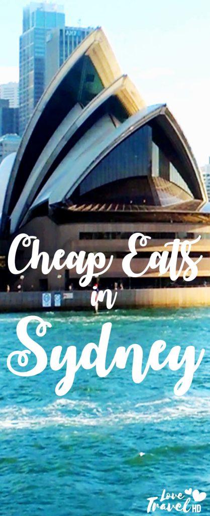 Cheap eats in Sydney, Love Travel HD