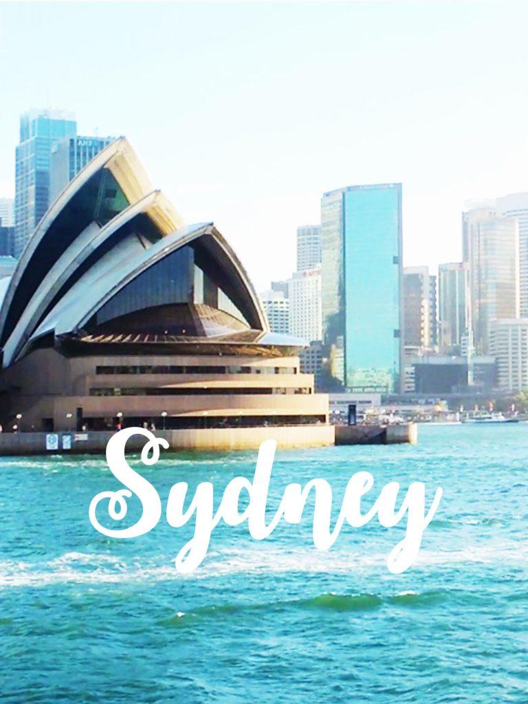 Sydney, Australia Love Travel HD