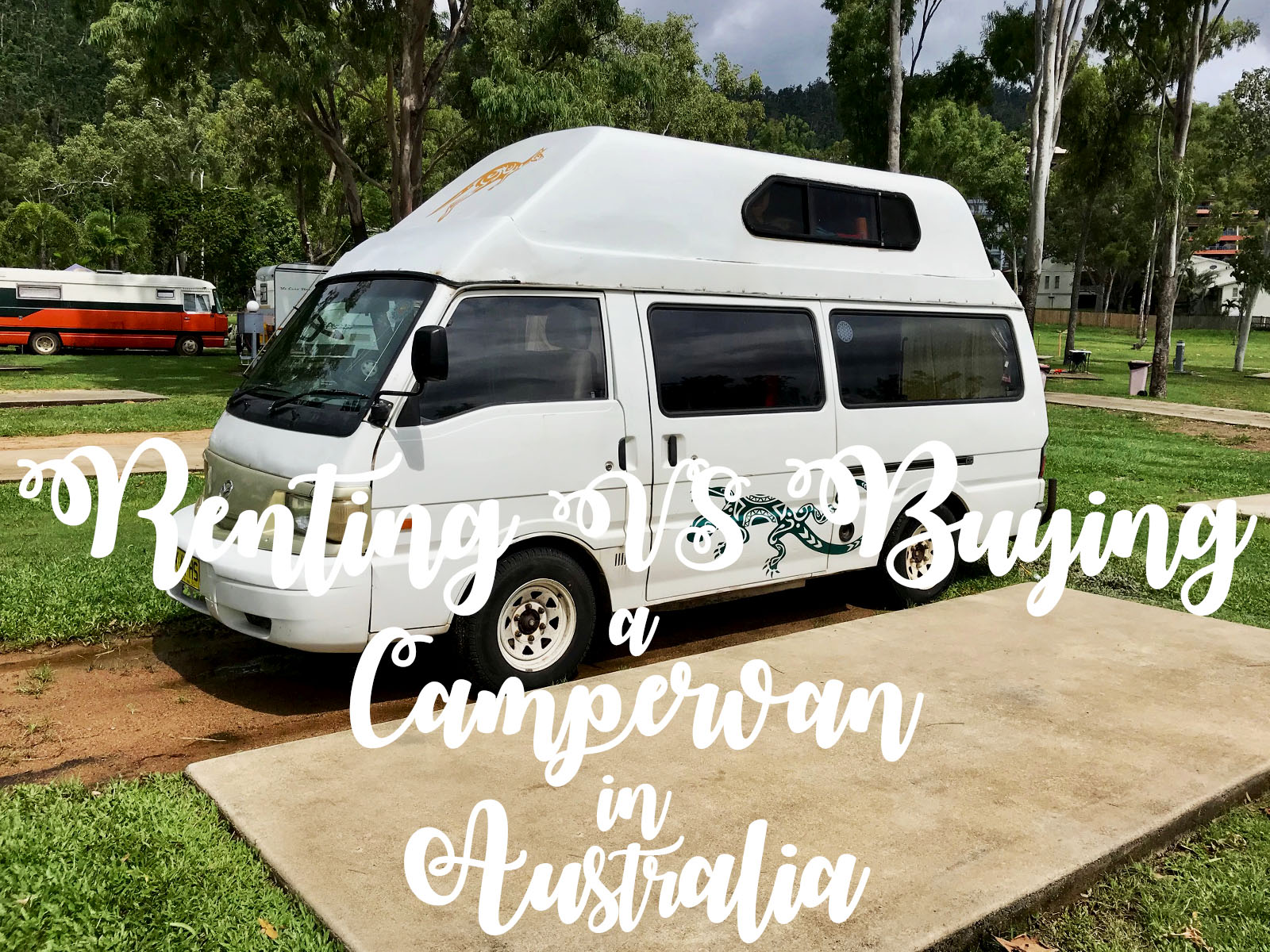 renting vs buying a campervan in australia